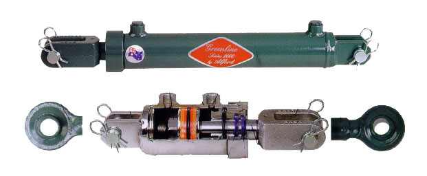 Greenline Series hydraulic cylinders from Alford