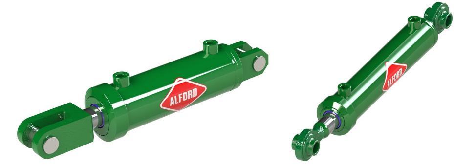GT Series hydraulic cylinders from Alford